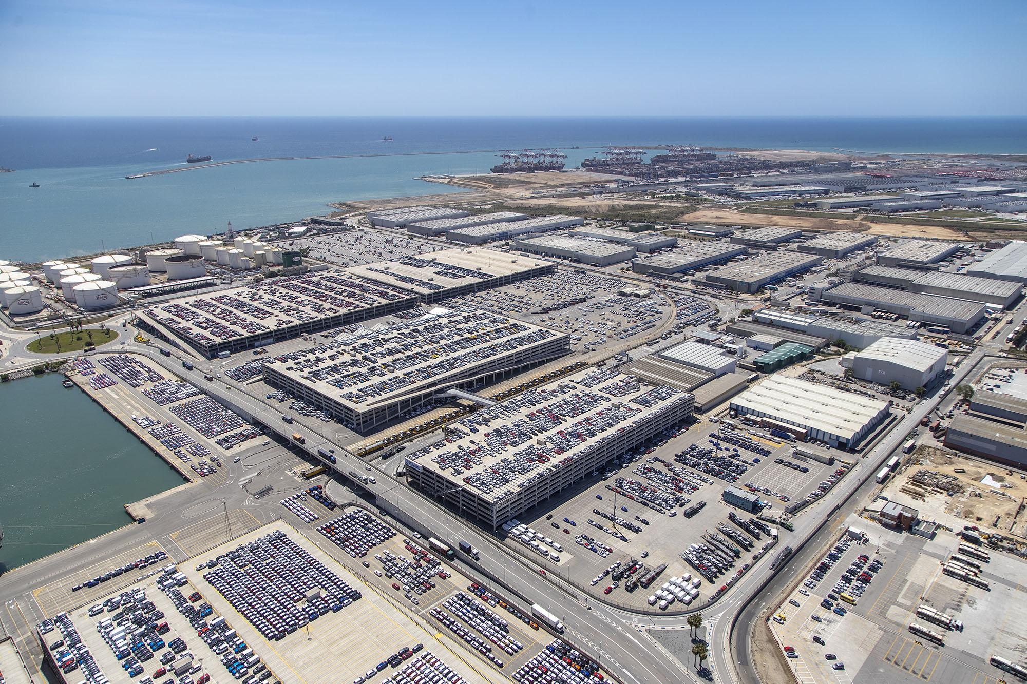 Associacio Empreses Estibadores del Port de Barcelona - AEEPB - fotos aereas